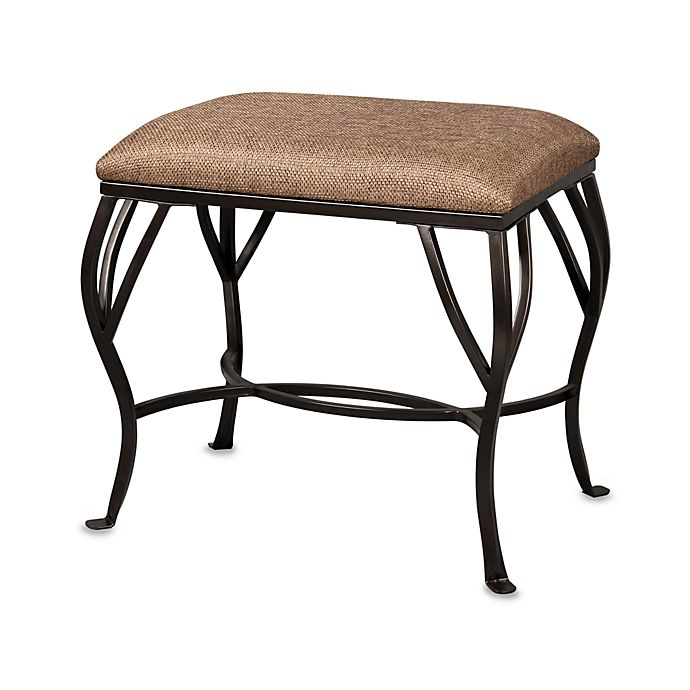 Magnificent Harper Vanity Bench Bed Bath Beyond Gmtry Best Dining Table And Chair Ideas Images Gmtryco