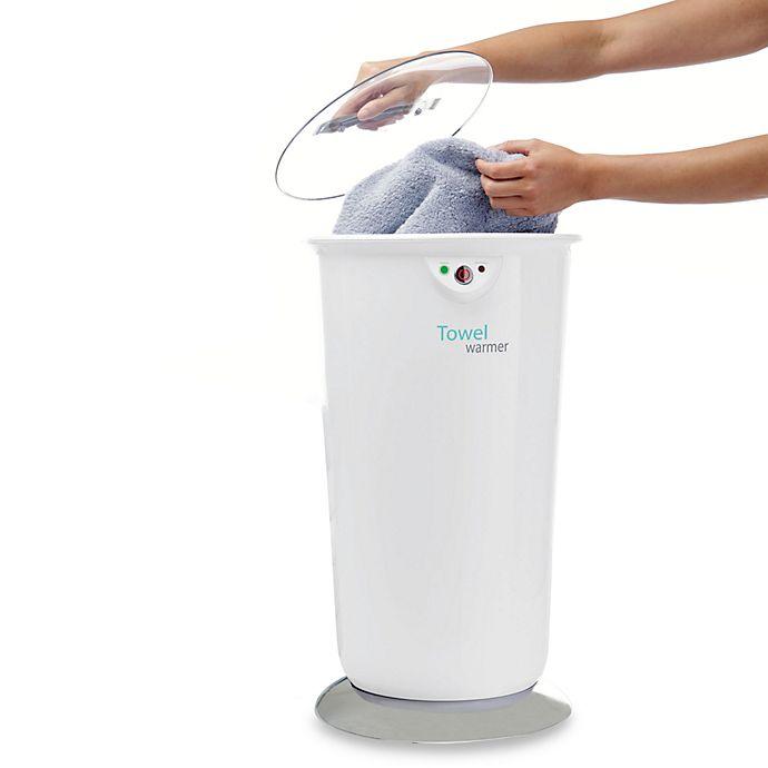 Alternate image 1 for Brookstone® Towel Warmer