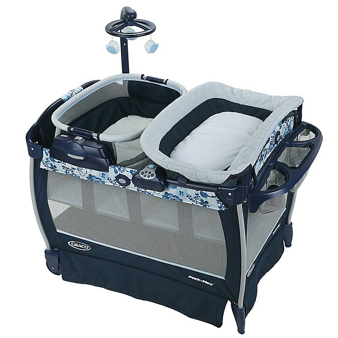 Alternate image 1 for Graco® Pack 'n Play® Nearby Napper™ Playard in Tessa