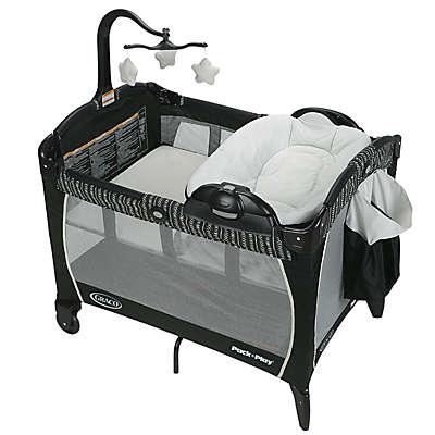 Graco® Pack 'n Play® Napper & Changer™ Playard in Black
