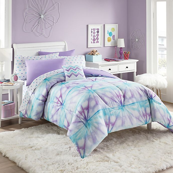Layla 8-Piece Comforter Set | Bed Bath & Beyond
