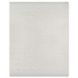 Erin Gates Langdon Diamond Hand Woven 3-Foot 9-Inch x 5-Foot 9-Inch Area Rug in Grey