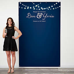 Twinkle Lights Photo Backdrop