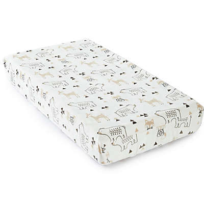 Levtex Baby® Bailey Plush Changing Pad Cover
