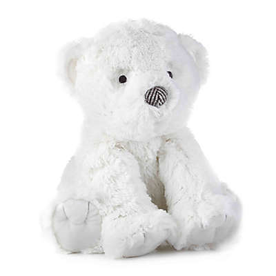 Levtex Baby® Bailey Plush Bear Toy in White