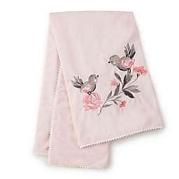 Levtex Baby® Elise Velour/Faux Fur Blanket