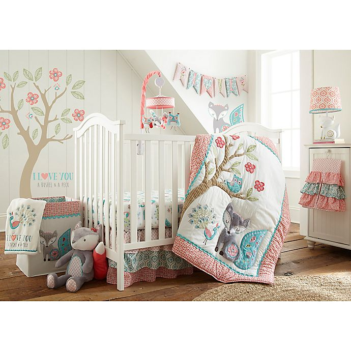 Alternate image 1 for Levtex Baby® Fiona Crib Bedding Collection