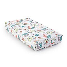 Levtex Baby® Fiona Velour Changing Pad Cover