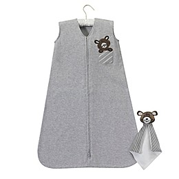 Lambs & Ivy® Urban Jungle Tiger Snuggle Sleeper and Lovey in Grey