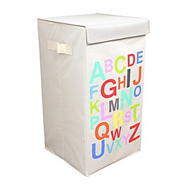 Dazz ABC Flip-Top Laundry Hamper