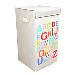 Dazz ABC Flip-Top Laundry Hamper