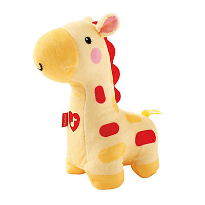 Fisher-Price® Soothe & Glow Giraffe Soother in Yellow