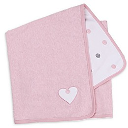 asher and olivia® Reversible Cotton Blanket