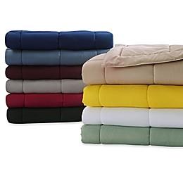 Clean Living Box Stitch Blanket