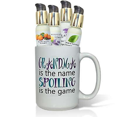 Pure Energy Apothecary Grandma is the Name Lotions & Gift Mug Set