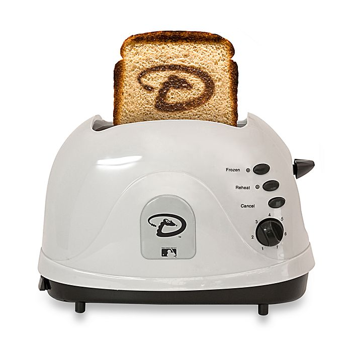 Alternate image 1 for MLB Arizona Diamondbacks Toaster