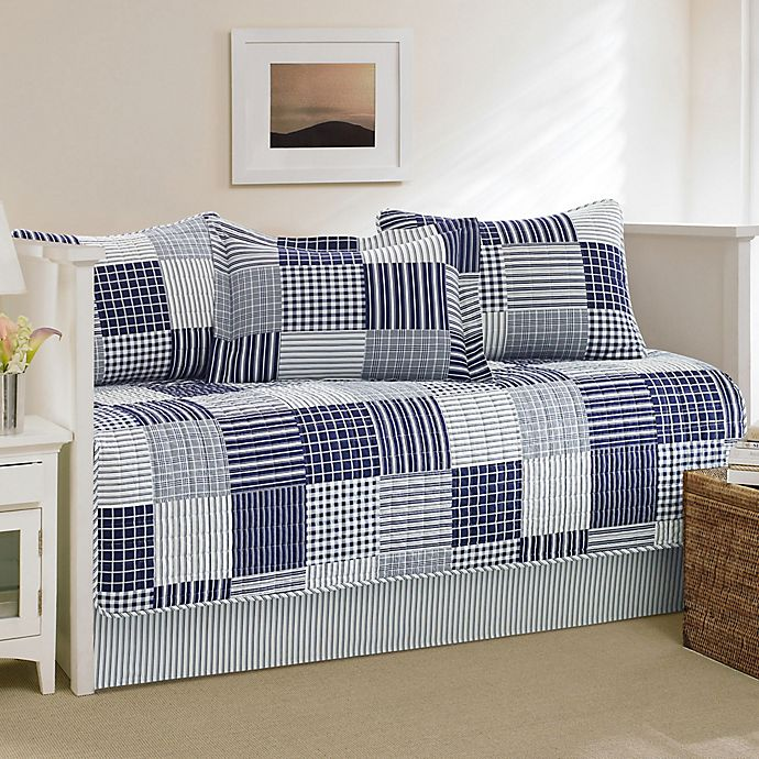 Nautica Dorm Bedding: Buy Nautica® Key Haven Daybed Quilt Set In Navy From Bed