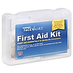Harmon® Face Values™ 140-Piece First Aid Kit