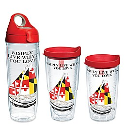 Tervis® Simply Southern MD Flag Sailboats Wrap Drinkware with Lid