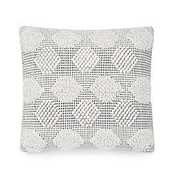 UGG® Huntington Square Throw Pillow in Charcoal