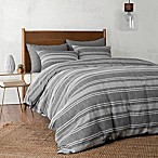 UGG® Bayside Reversible King Duvet Cover in Charcoal