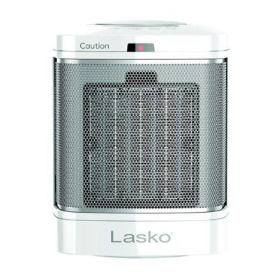 a2a6a84e0 Lasko® Ceramic Bathroom Heater with Fan in White | Bed Bath & Beyond