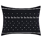 ED Ellen DeGeneres Alta Breakfast Throw Pillow in Charcoal