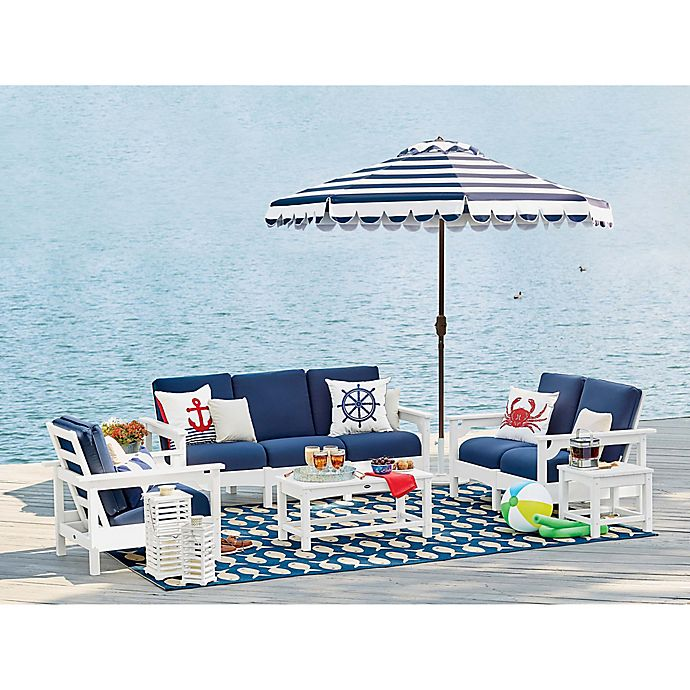 Alternate image 1 for Coastal Deck Outdoor Decor and Furniture Collection