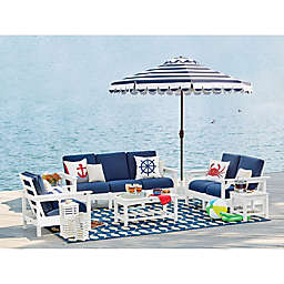 Coastal Deck Outdoor Decor and Furniture Collection
