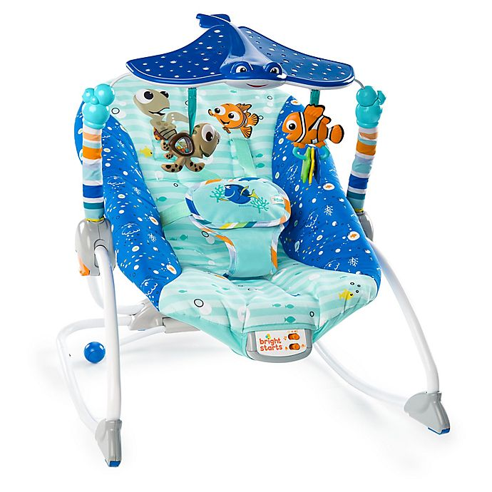 f45660bf85f Disney® Baby Finding Nemo Explore the Sea Rocker | Bed Bath & Beyond