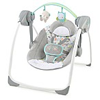 Ingenuity™ Fanciful Forest Comfort 2 Go Portable Swing in Grey