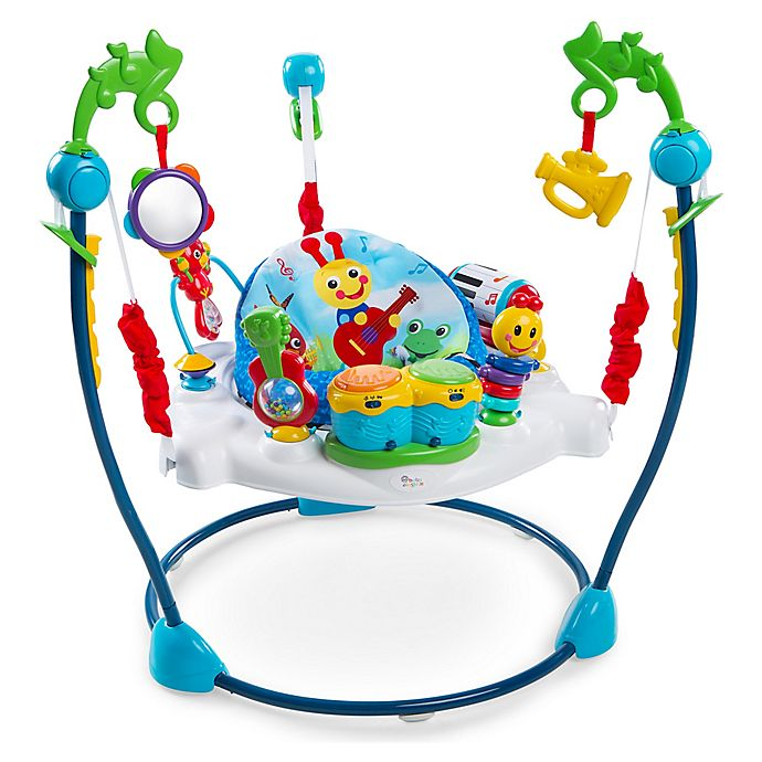 Alternate image 1 for Baby Einstein™ Neighborhood Symphony Activity Jumper