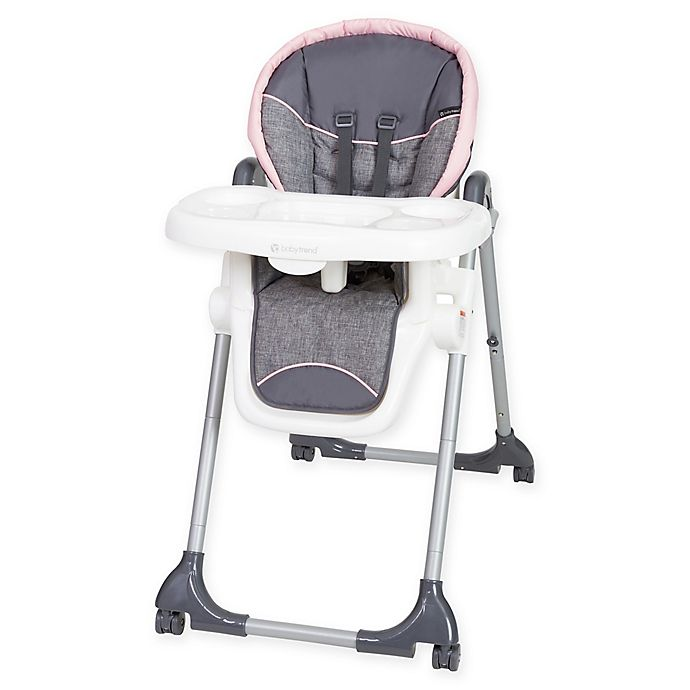 Alternate image 1 for Baby Trend® Dine Time™ 3-in-1 High Chair in Starlight Pink™