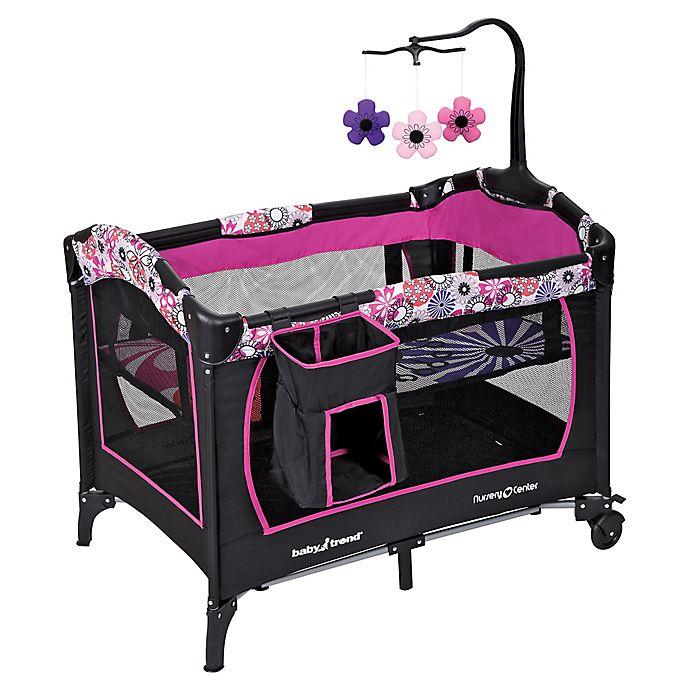 Alternate image 1 for Baby Trend® Trend Nursery Center Playard