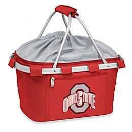 Picnic Time® Collegiate Metro Basket - Ohio State