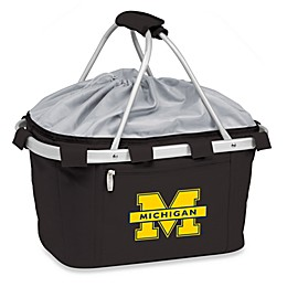 Picnic Time® University of Michigan Collegiate Metro Basket