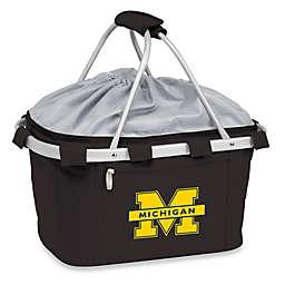 Picnic Time® University of Michigan Collegiate Metro Basket