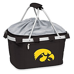 Picnic Time® University of Iowa Collegiate Metro Basket