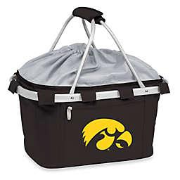 Picnic Time® University of Iowa Collegiate Metro Basket