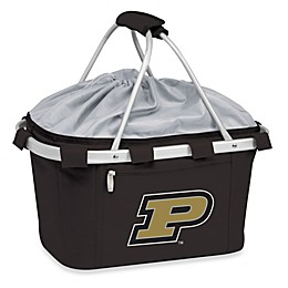 Picnic Time® Purdue University Collegiate Metro Basket