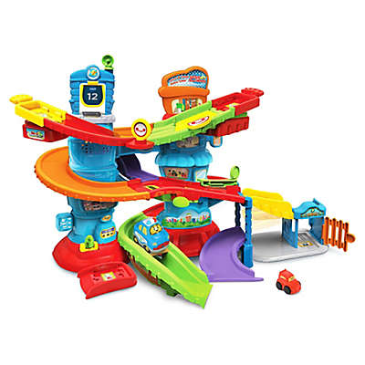 VTech® Go! Go! Go! Smart Wheels® Launch & Chase Police Tower™