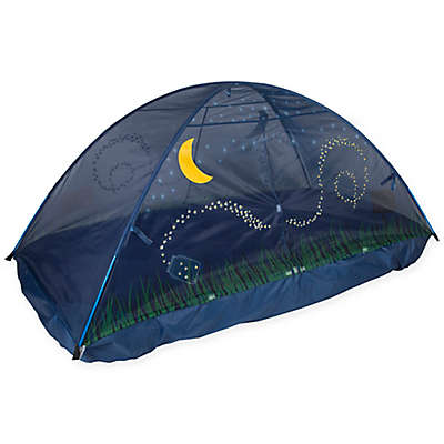 Pacific Play Tents Glow in the Dark Firefly Bed Tent