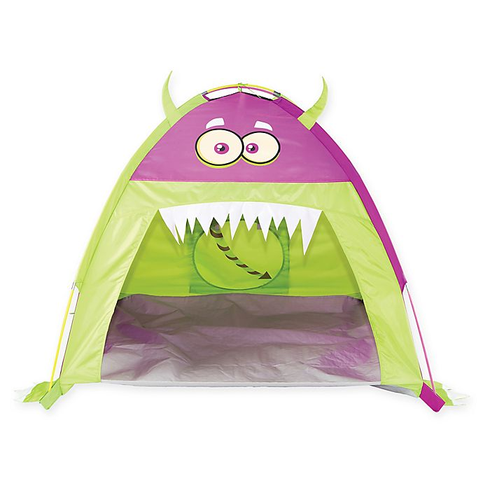 Alternate image 1 for Pacific Play Tent Izzy the Friendly Monster Tent