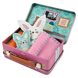 My Studio Girl™ Make-Your-Own Travel Buddies Bunny