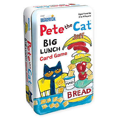 Briarpatch Pete the Cat Big Lunch Card Game
