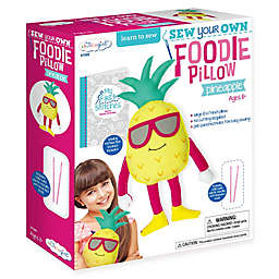 My Studio Girl™ Sew-Your-Own Foodie Pineapple Pillow