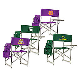 NCAA Collegiate Folding Sports Chair Collection