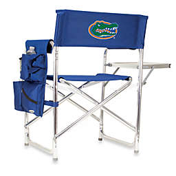 Picnic Time® University of Florida Collegiate Folding Sports Chair in Navy Blue