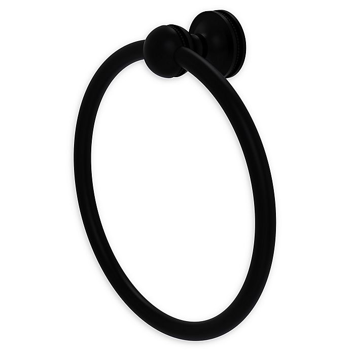 Alternate image 1 for Allied Brass Mambo Towel Ring