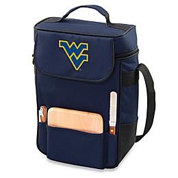 NCAA Collegiate Duet Insulated Cooler Tote - West Virginia University